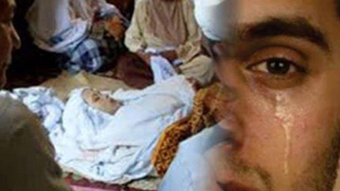 Kisah Cinta Sejati, Tangis Pria Ini Pecah saat Menikah Lagi, Istri Meninggal Usai Suami Ijab Kabul