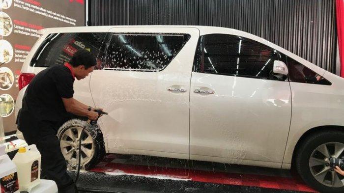 Bakal Sulit Dibersihkan, Ini Dampak Malas Cuci Mobil Usai Terkena Hujan