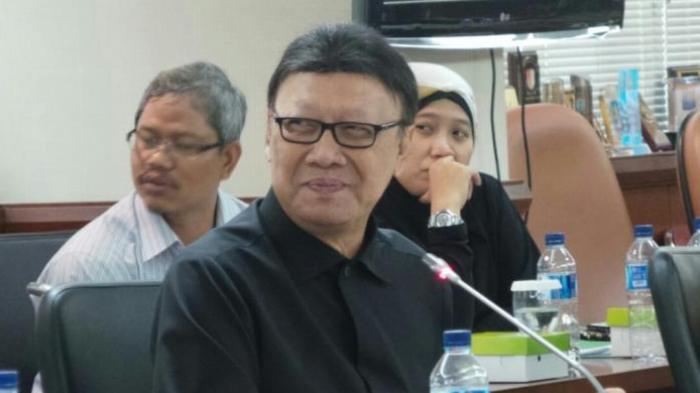 Mendagri Kumpulkan Gubernur Bahas Aksi 2 Desember