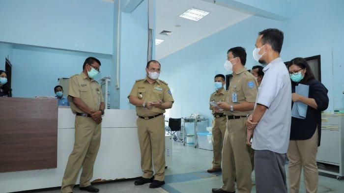Gubernur Bangka Belitung Sidak RSUP Ir Soekarno, Minta Gunakan SIM RS Segera Terintegrasi