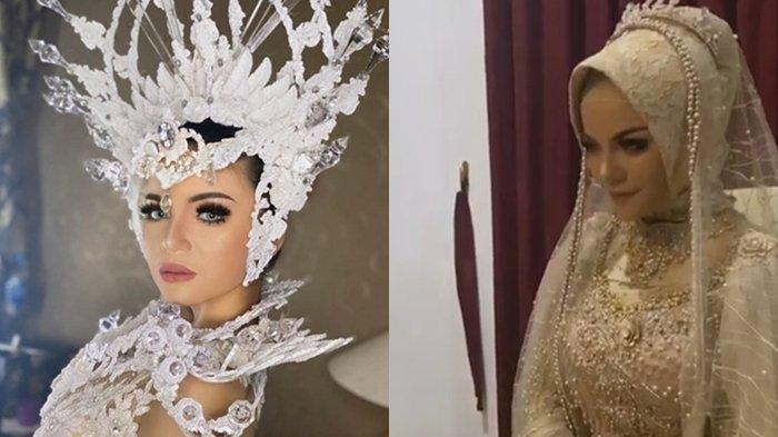 Dinar Candy Menikah Netizen Salfok Sama Pasangannya