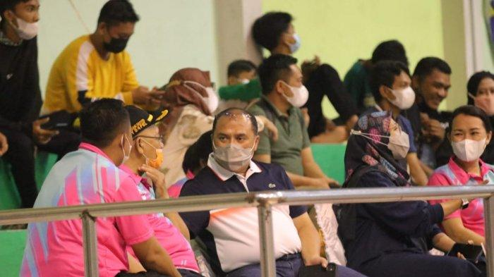 Kejuaraan Voli Piala Gubernur Bangka Belitung Ajang Pembinaan Bibit Muda