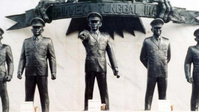 5 Versi Dalang Peristiwa G30S/PKI 30 September 1965