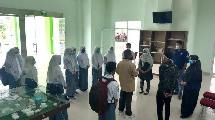 IAIN SAS Bangka Belitung Terima Siswa/i PKL dari SMKN 1 Simpangkatis