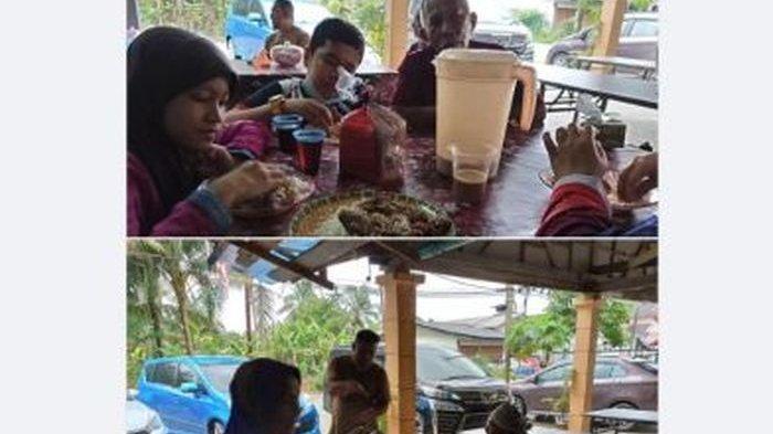 DIKIRA Rumah Makan, Satu Keluarga Lahap Makan Ternyata Faktanya Tak Disangka