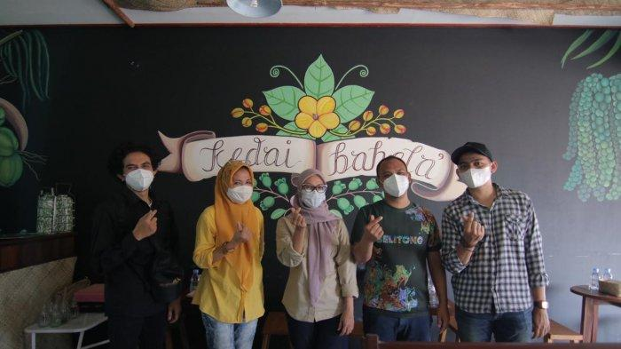 Kedai Bahela' Pilihan Tepat Ragam Kuliner di Belitung