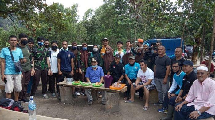 Berkunjung ke Bukit Pintar, Ibnu Saleh Apresiasi Pemuda Kelurahan Dul
