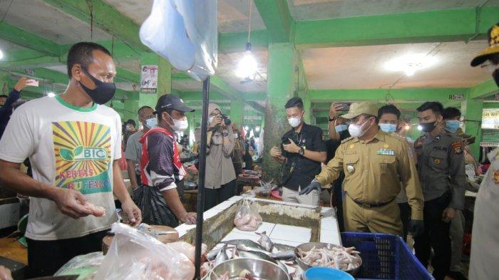 Gubernur Erzaldi Gelar Operasi Pasar Menstabilkan Harga Daging Sapi Jelang Lebaran