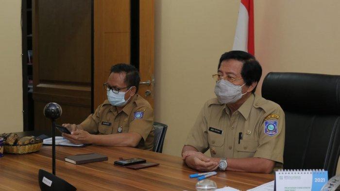 Pemprov. Babel Dukung Program Bangga Buatan Indonesia 2022, Wagub Hadiri Launching Jelajah Jambi