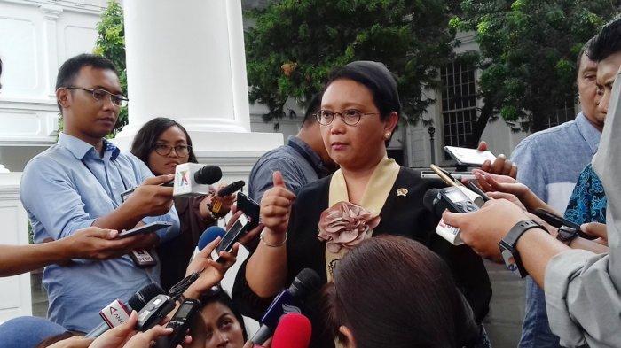 Rizieq Shihab Dicekal Masuk Indonesia? Retno Marsudi Sebut Pimpinan FPI Masih Pegang Paspor WNI