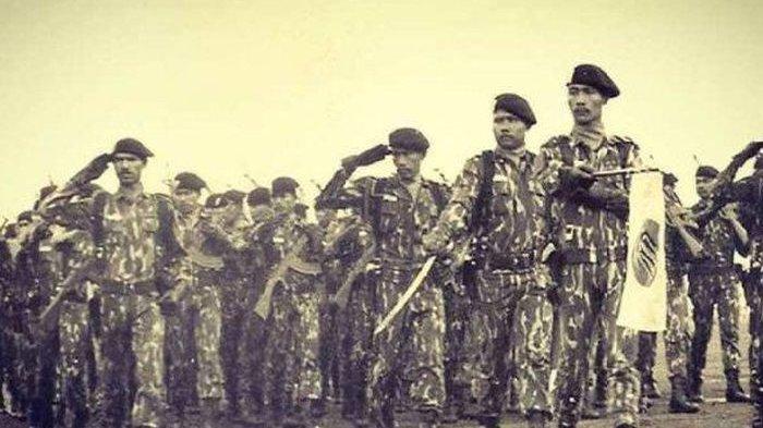 Hari Ini Genap Berusia 61 Tahun, Begini Sepak Terjang Resimen Pelopor Korps Brimob