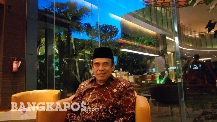 Menteri Agama Fachrul Razi Minta Jemaah Sabar Menanti Jadwal Keberangkatan Ulang