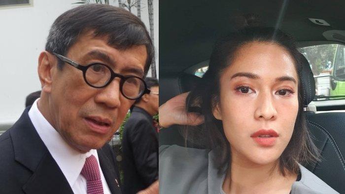 Sebut Dian Sastro Bodoh, Warga Tanjung Priok Dicap Kriminal, Ini Kontroversi Menteri Yasonna