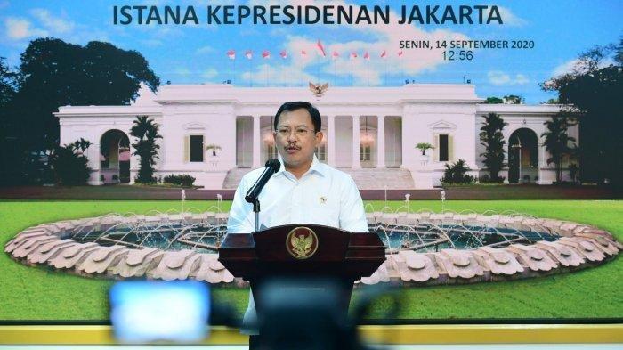 Presiden Jokowi Copot 2 Jenderal TNI dari Jabatan Menteri, Diganti Ketum Ansor dan Pengusaha