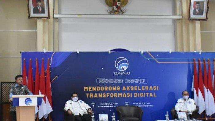 Tingkatkan Akselerasi Digital di 2023 Indonesia Akan Luncurkan Satelit HTS Satria