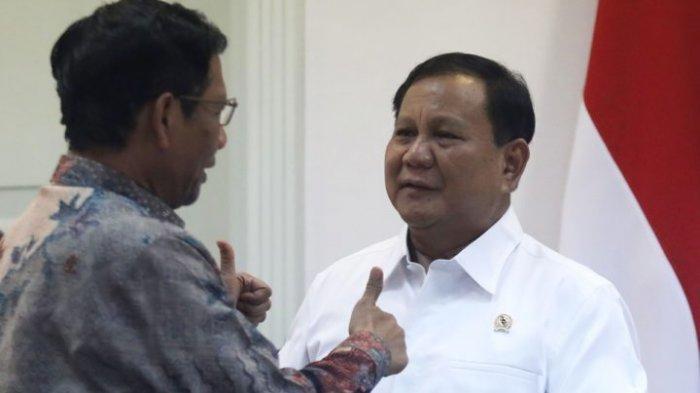 Isi Chat Group Para Menteri Jokowi Bocor, Isi Chat Erick Thohir Prabowo dan Edhy Keluar, Kenapa?