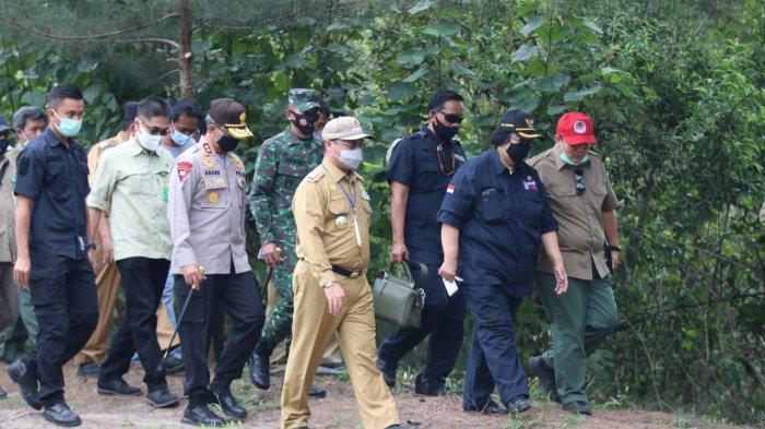 Presiden RI Pilih Babel Jadi Perwakilan Wilayah Sumatera untuk Penanaman Mangrove