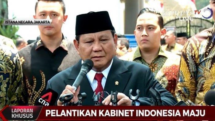 Jadi Menhan, Prabowo Siapkan Pasukan Rahasia untuk Mempertahankan NKRI, Ternyata Libatkan Nadiem