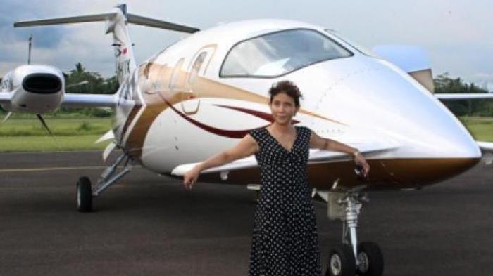 Tak Operasional akibat Pandemi Corona, Perusahaan Penerbangan Milik Susi Pudjiastuti Terancam Pailit