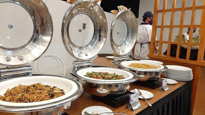 Festival kuliner Go Fox Vaganza, di Fox Harris Hotel dengan berbagai sajian menu makanan dan minuman.