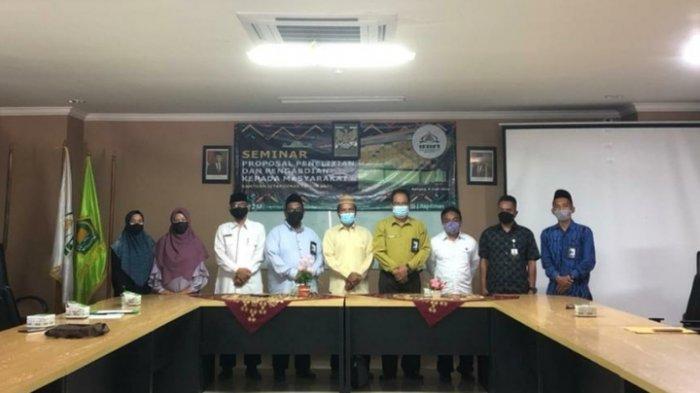 Kerja Sama Pendidikan, IAIN SAS Bangka Belitung Terima Kunjungan MAN IC Bangka Tengah