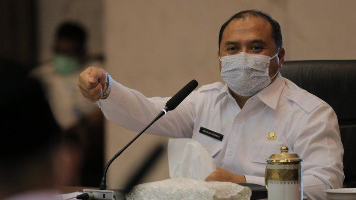 Gubernur Bangka Belitung Tanda Tangan Komitmen Naikan Mutu Pendidikan di Babel