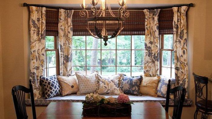 Tips Interior - Cara Menyesuaikan Tirai dengan Jendela Rumah