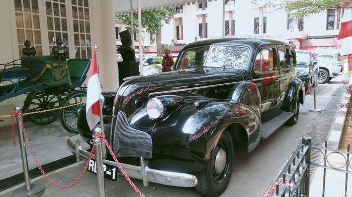 Sejarah Mobil Rep-1 Soekarno, Mobil Pejabat Jepang yang Dibawa Kabur ke Rumah Sang Proklamator