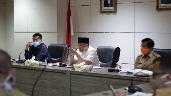 Pimpin Rapat KUA/PPAS 2021, Gubernur Erzaldi Minta Berhati-hati dalam Menyusun Keuangan