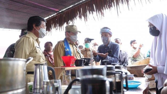 Sirup Kelubi SMK Muhammadiyah Curi Perhatian, Bisa Jadi Produk Unggulan di Belitung Timur