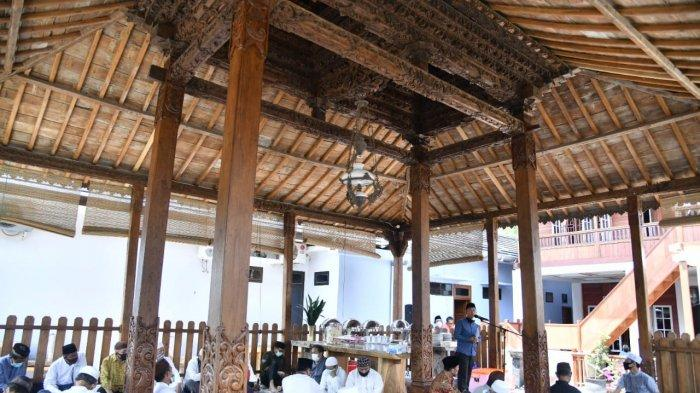 Mulkan Resmikan Rumah Mengaji Yayasan Abu Hasan di Kampung Rambutan