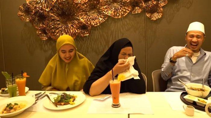 Habib Usman Tegur Kartika Putri karena Mertua Muntah saat Cicipi Makanan: Gaya Cuma Buat Konten