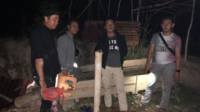 Mesin TI Tak Bertuan Kembali Ditemukan di Kawasan Bukit Menumbing