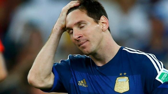 Messi Minta Maaf Jelang Final Copa America