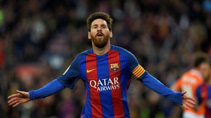 Diturunkan Lawan Las Palmas, Lionel Messi Berpeluang Cetak Rekor 600 Gol