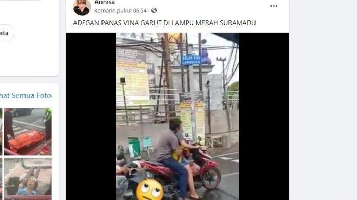 Wanita Pasrah Digerayangi di Atas Motor saat di Lampu Merah, Pelaku Ditangkap Polisi, Ini Faktanya