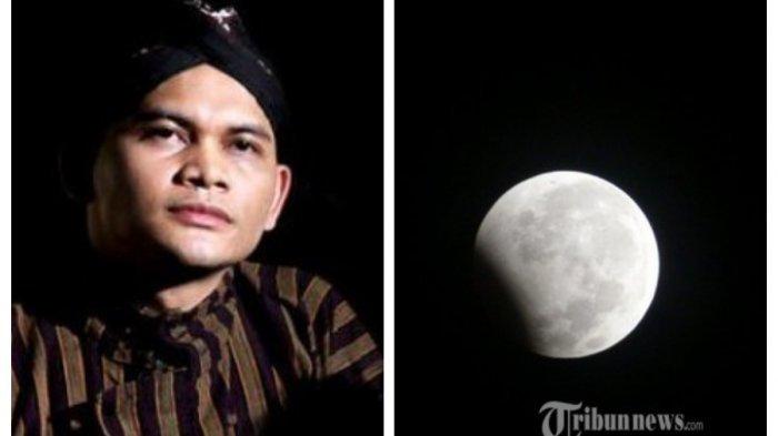 Gerhana dan Blue Blood Moon, Mbah Mijan Ungkap Ini Gejolak Alam yang Akan Terjadi