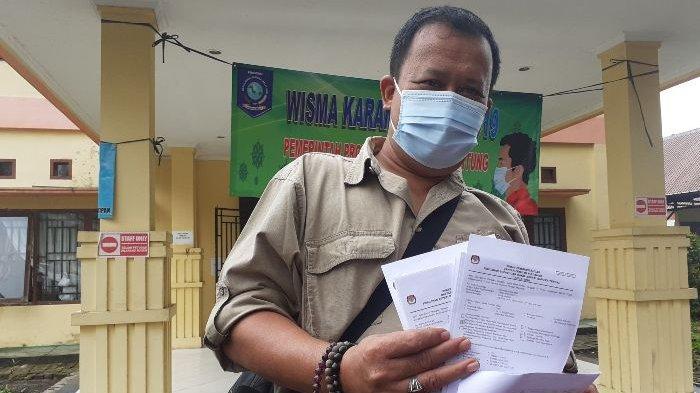 17 Warga Bangka Tengah Terpapar Covid-19 Tetap Ikut Mencoblos Pilkada di Wisma Karantina Provinsi