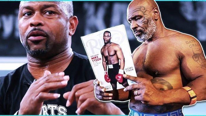 Mike Tyson, Si Leher Beton Bakal Turun Ring Tinju Lagi Akhir Mei 2021, Lawannya Roy Jones Jr