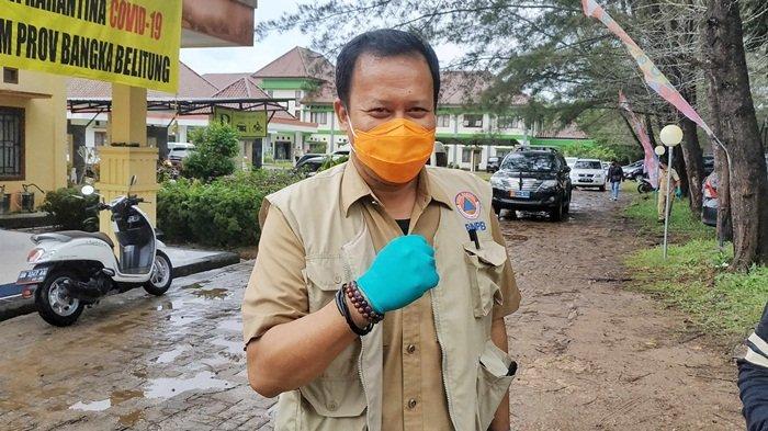 Rapid Test Gubernur Bangka Belitung Erzaldi Rosman Reaktif, Lakukan Isolasi Mandiri di Rumah Dinas