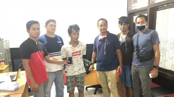 Perampas Handphone Anak-anak Dibekuk Dit Krimum Polda Kepulauan Bangka Belitung