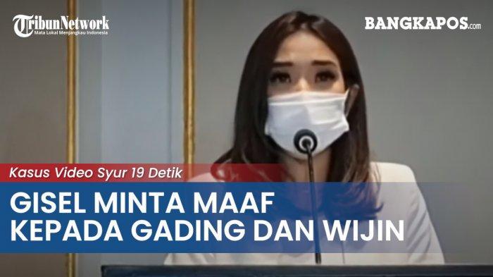 Jam 10 Pagi Ini Gisel Dipanggil ke Polda Metro Jaya Terkait Skandal Video Syur Bersama Nobu