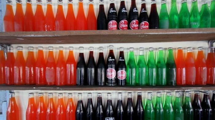 Deretan Minuman Soft Drink Tahun 90-an Khas Lebaran Idul Fitri, Nomor 1 Asli Bangka