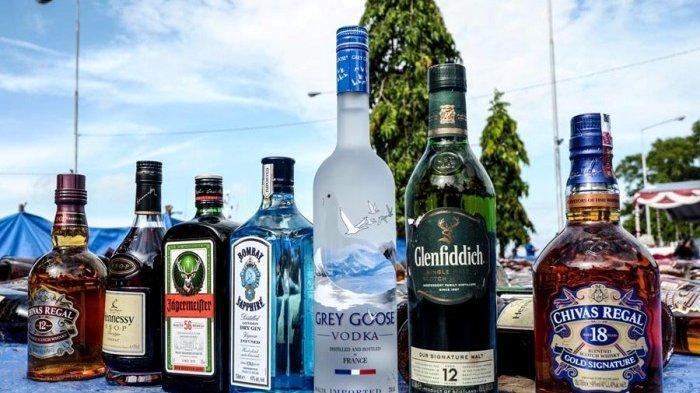 5 Jenis Minuman Beralkohol yang Dilarang di RUU Larangan Minuman Beralkohol