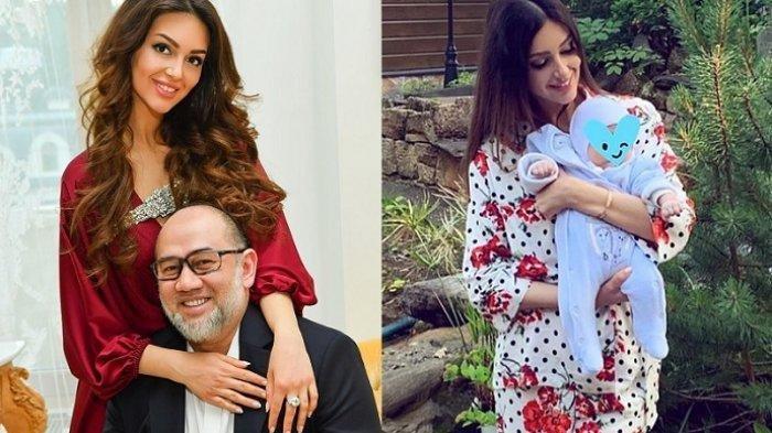 Curhat Ratu Kecantikan Rusia Oksana Voevodina Dicerai Raja Malaysia saat Anak Masih 2 Bulan