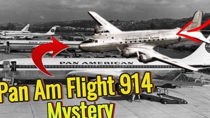 37 Tahun Hilang, Pesawat Ini Tiba-Tiba Muncul Kembali, Penumpangnya Tak Menua Meski 37 Tahun Hilang