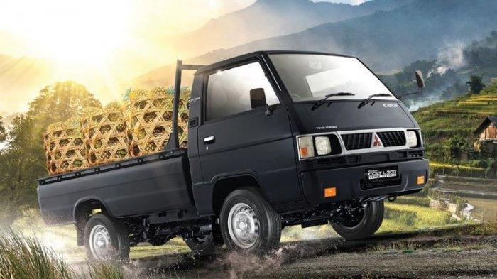 L300 Masih Menguasai Penjualan Pikap Diesel Tanpa Hidung