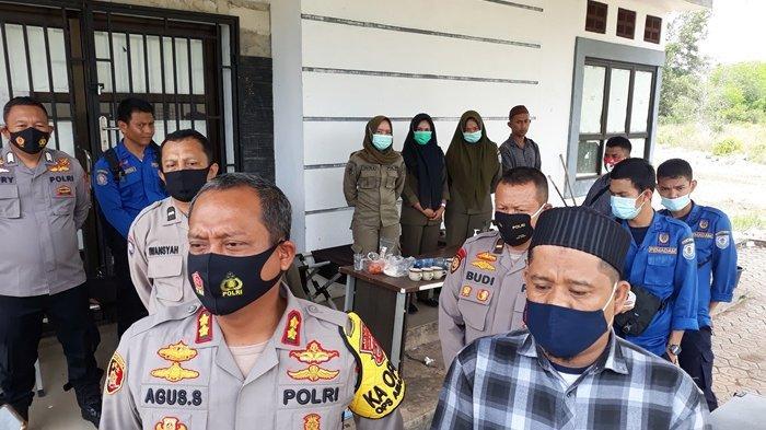 KPU Bangka Selatan Gelar Pleno Esok Hari, Pengamanan Diterjunkan Dua Kali Lipat