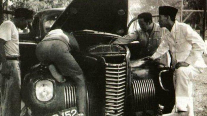 Mobil Bung Karno Pun Pernah Mogok dan Akinya Raib