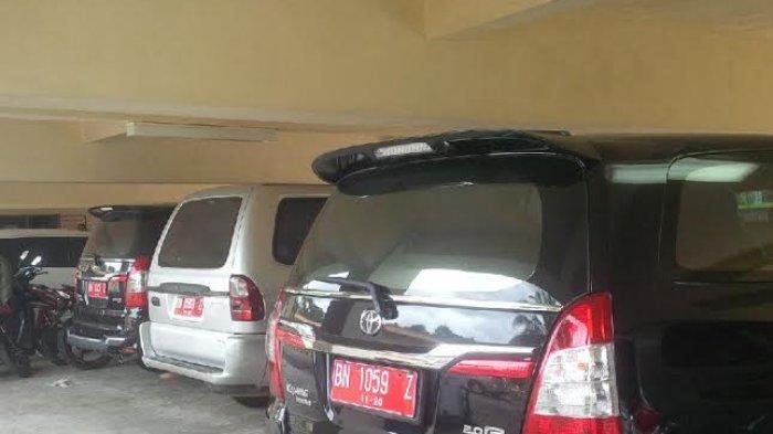 Mobil Innova Pemkab Bateng Bukan untuk Dibawa ke Provinsi